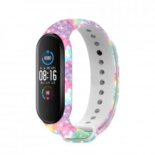 Colorful band for Mi Band 5/6 - universe