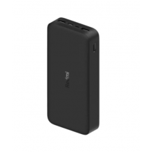 Xiaomi Redmi Power Bank 20000mAh 18W black