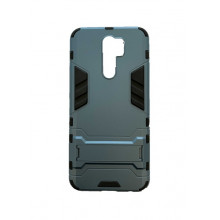 Durable case for Redmi 9 grey