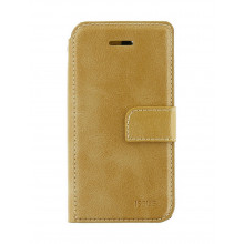 Molan Cano Issue Book flip case Redmi Note 9 gold