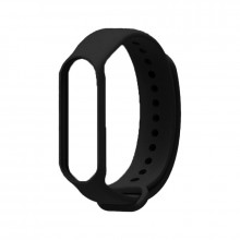 Silicone band for Mi Band 5 original black