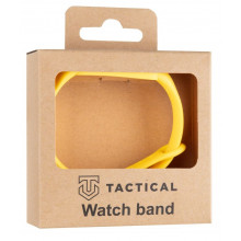 Tactical 654 strap for Mi Band 5 yellow